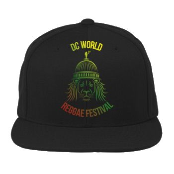 DC World Reggae Hat